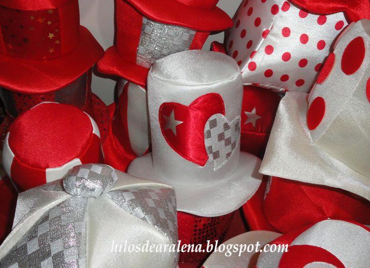 25 best ideas about como hacer sombreros locos en - Goma espuma manualidades ...