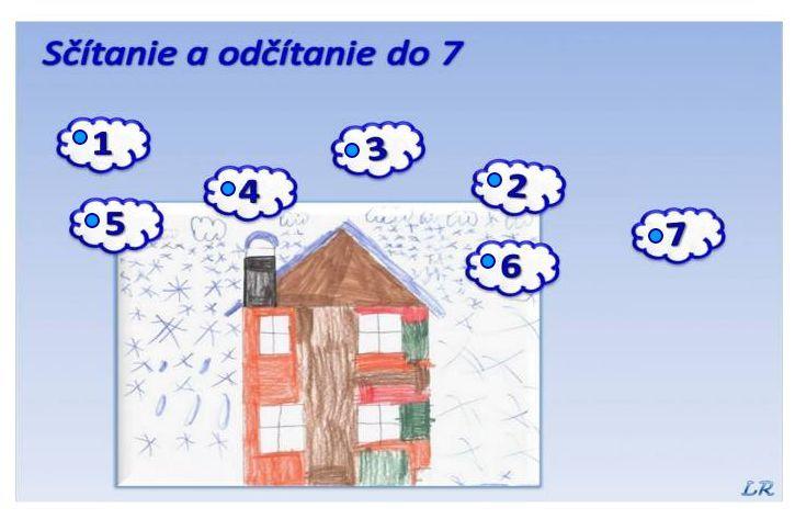 Sčítanie a odčítanie do 7 http://www.purposegames.com/game/scitanie-a-odcitanie-do-71-game