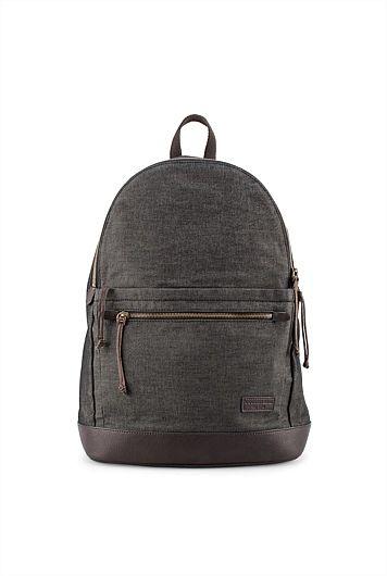 Denim Backpack CR $129