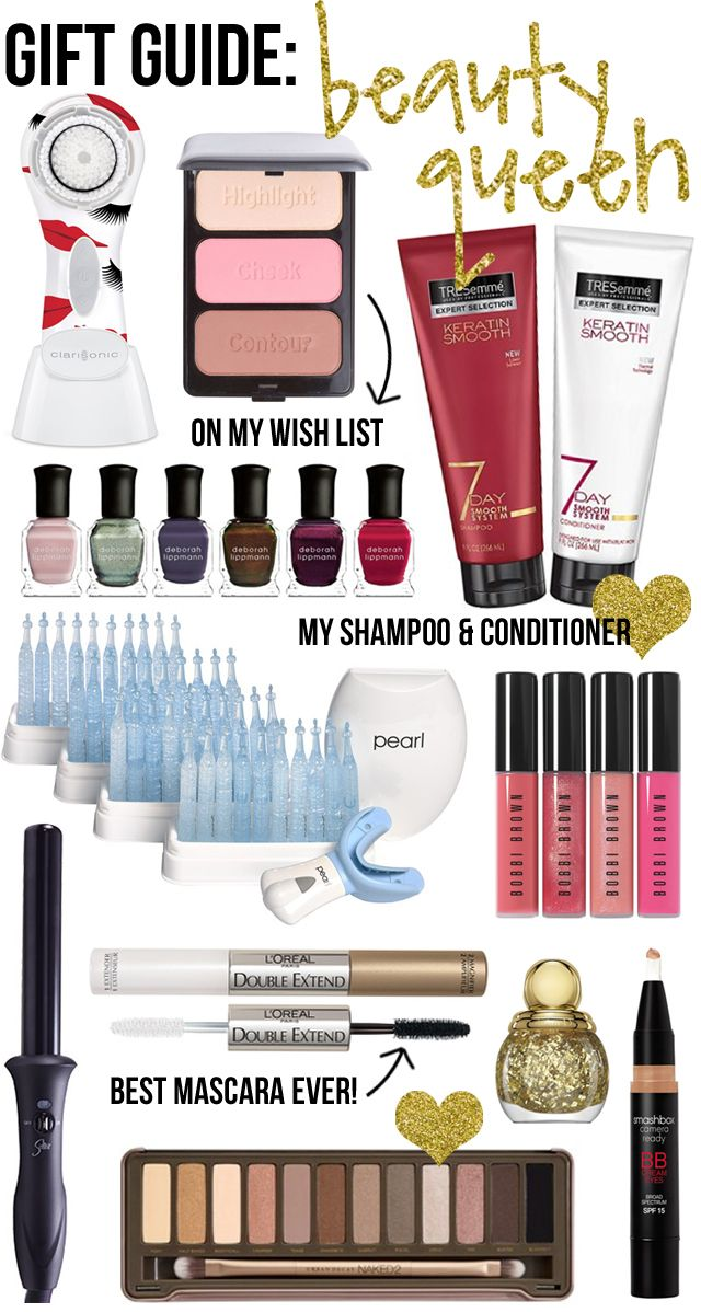 Gift Guide for the beauty lover in your life!