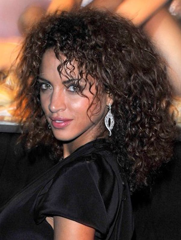 Natural Curly Long Hair Styles Cute Hairstyles For Long