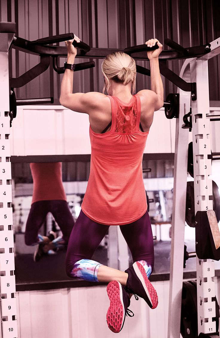 Make every rep count #StayThePath | CALIA by Carrie Underwood