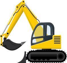 Excavator - pelleteuse by cyberscooty - Excavator