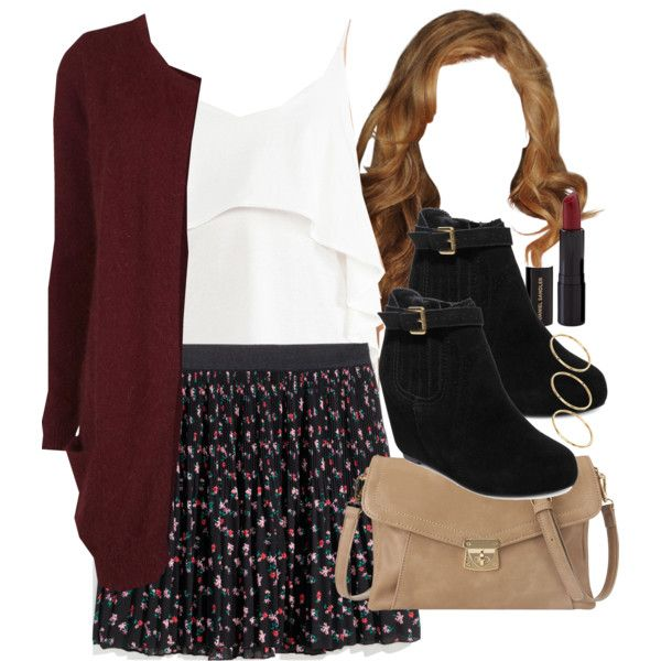 """""""Lydia Inspired Outdoor Movie Party Outfit"""" by veterization on Polyvore"""
