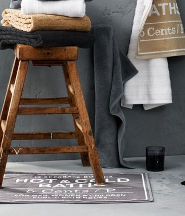 H&M Home 日用品 H&M HOME HOT&COLD シャワーマット♪