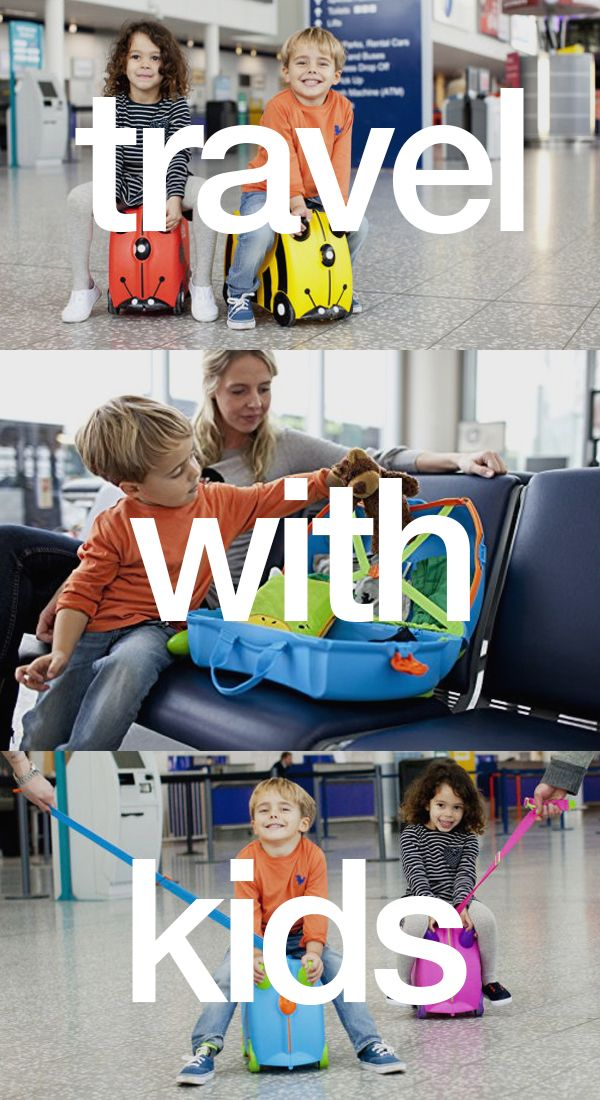 Make travelling with kids easy with a Trunki kids ride on suitcase! Shop Trunki NZ wide with free shipping and easy 100 day returns!
