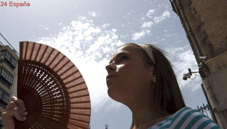 En alerta siete provincias españolas por viento, oleaje y lluvia