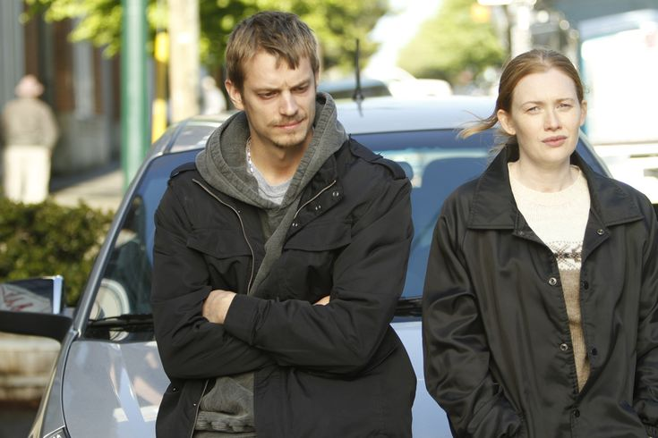 The Killing AMC image TV show Mireille Enos and Joel Kinnaman Season 2 is on now so check it out!