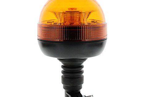 Gyrophare 12LED R6512/24V: LED Gyrophare 12-24V Avec fonction Flash Compatible avec tube aufsteck standard Cet article Gyrophare 12LED…