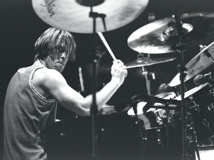 Matt Cameron, The drummer of two legend bands!