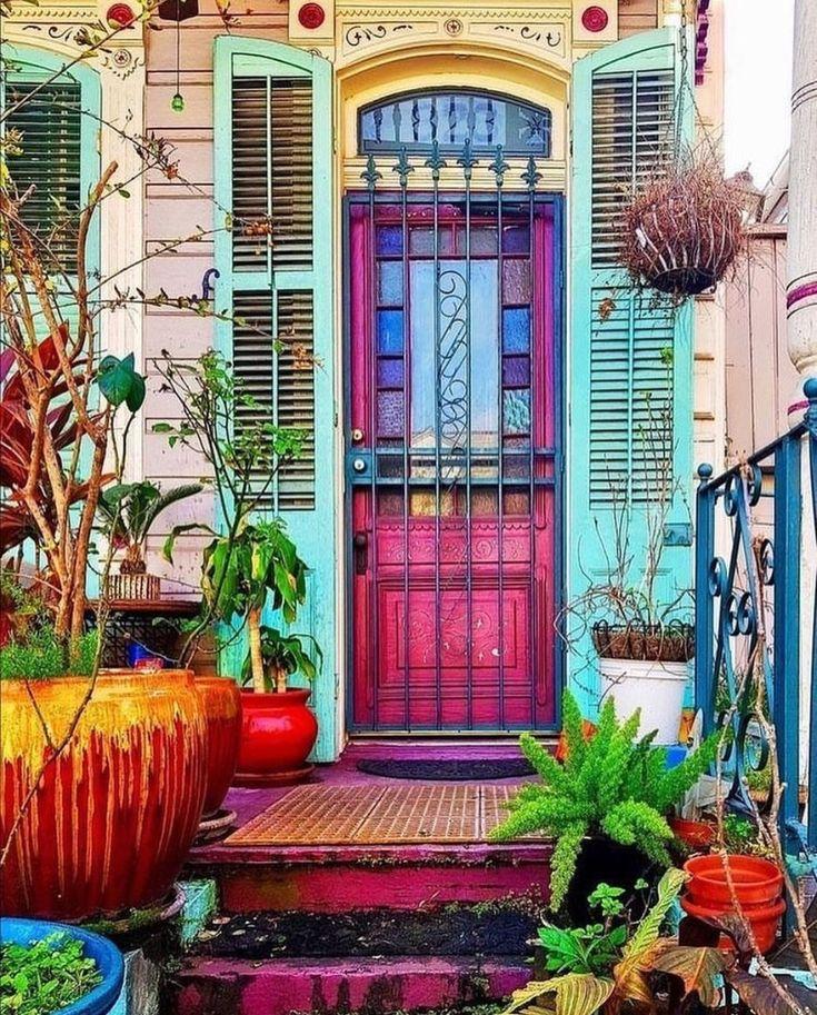 American Hippie ☮ Bohemian Front Porch ☮ Boho Lifestyle