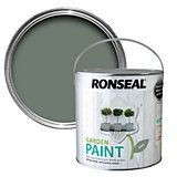 Ronseal Slate Garden Paint 750ml | Departments | DIY at B&Q