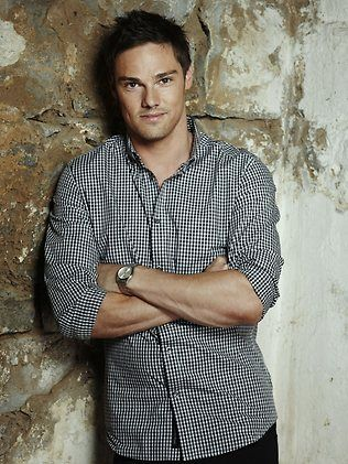 Jay Ryan another crush! He is hott lol he is on the new CW hit TV series Beauty and the Beast he plays Vincent Keller :-) <3
