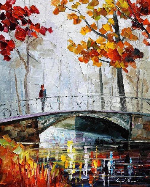 peinture de l'automne