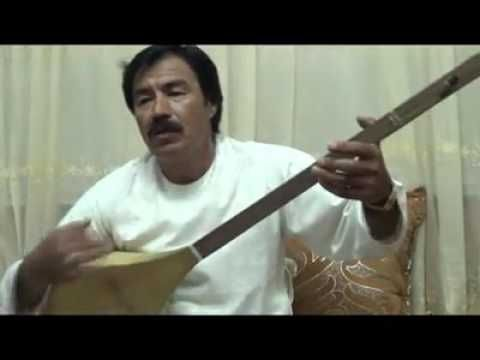 آهنگ جدایی در بگیره  آوازخوان  سیدانور آزاد  شاعر ناصر نادر    saeed a...