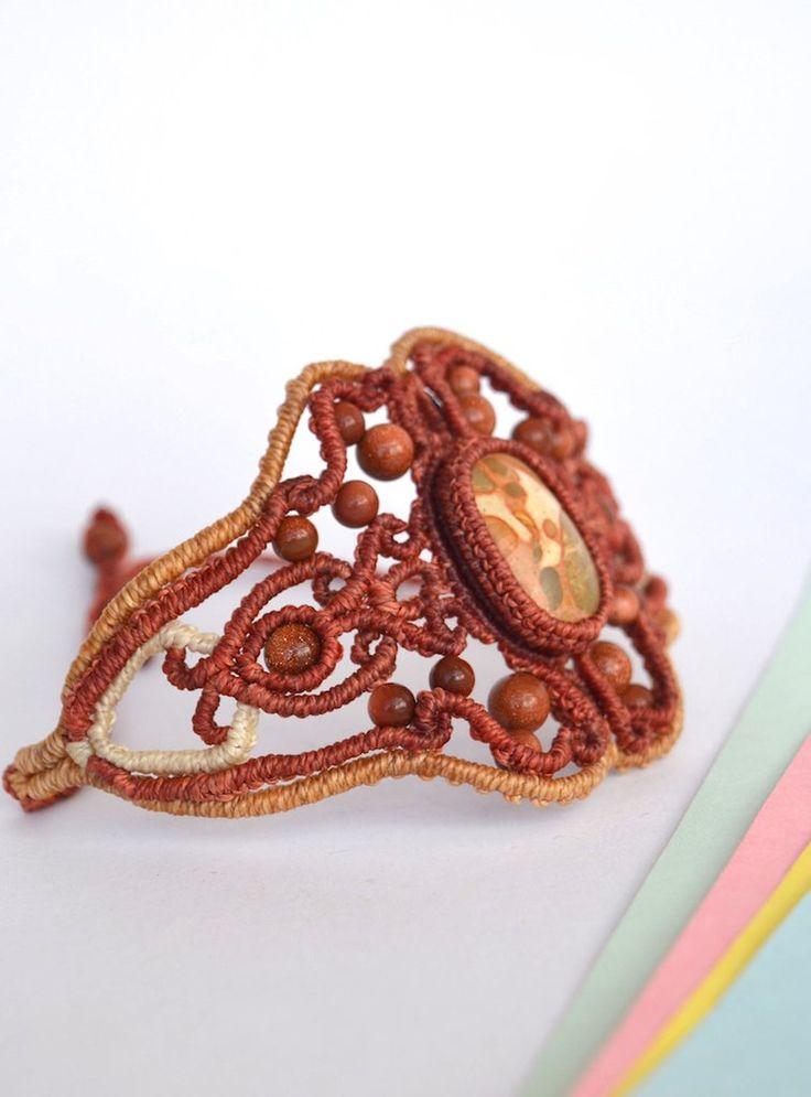 Bracelet--Sapriet Taller