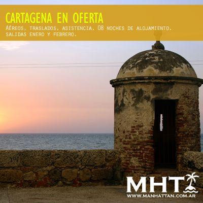 Cartagena verano 2014. Salidas enero y febrero para tus próximas vacaciones
