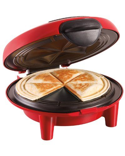 Hamilton Beach 25409 Quesadilla Maker – Kitchen Appliances