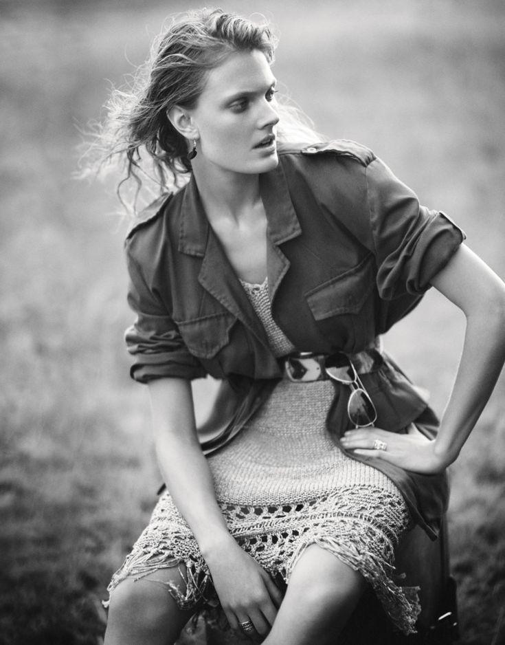 Constance Jablonski for Porter Magazine Summer 2016