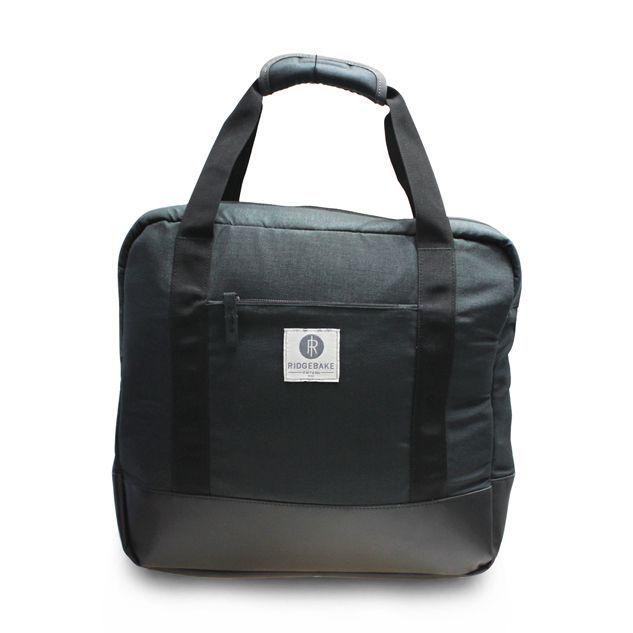 Ridgebake Weekdays Bag - Charcoal/Black