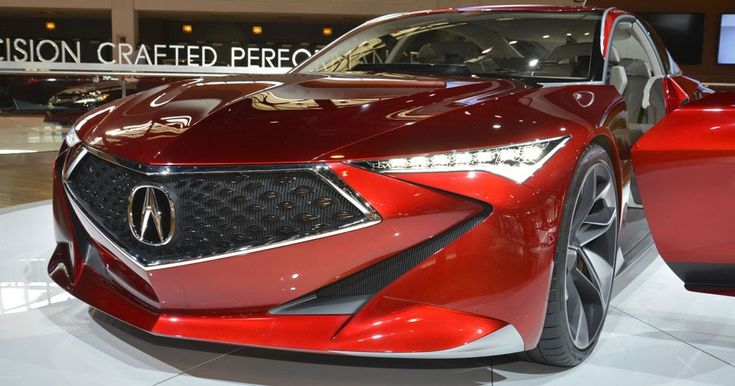 Acura Counting On Design Changes To Help Slowing Sales #Acura #Acura_CDX