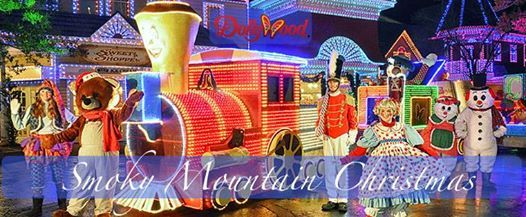 Dollywood's Smoky Mountain Christmas!! http://www.supercouponlady.com/headed-dollywoods-smoky-mountain-christmas/