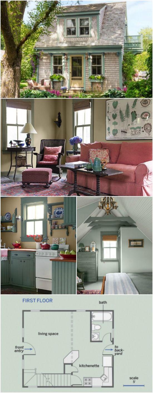 Best Tiny House Cabin Ideas On Pinterest Tiny Homes Tiny - Couple takes tiny house big adventure