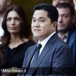 """Intervistato dai microfoni di ESPN Deportes, Erick Thohir, presidente dell'Inter, ha parlato della questione stadio: """"Se il Milan cambia, noi restiamo a San Siro"""". Su Milannews"""