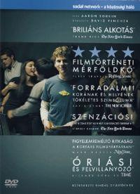 David Fincher - Social Network - A közösségi háló (egylemezes változat) (DVD) 5e