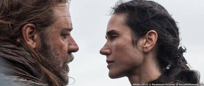Noah film recensione Russell Crowe in una trama sublime morale
