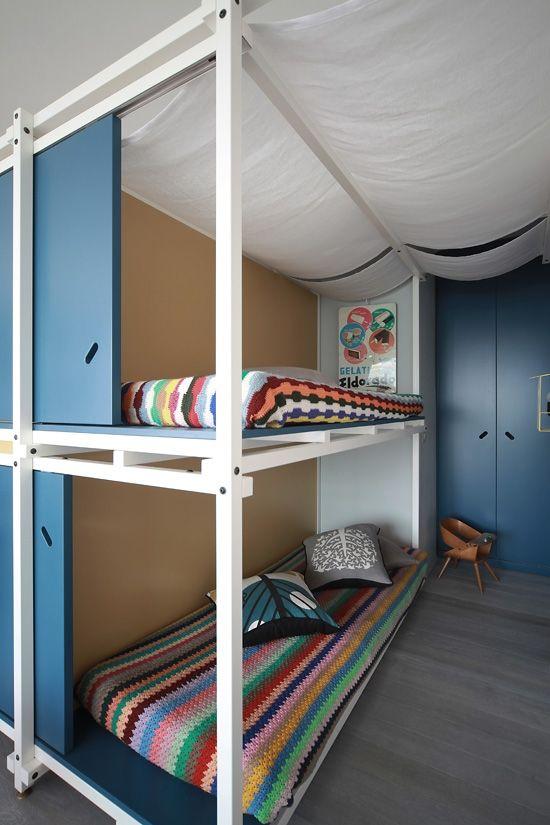 Petit appart' // 40m² Juan les pins // UdA Architectes