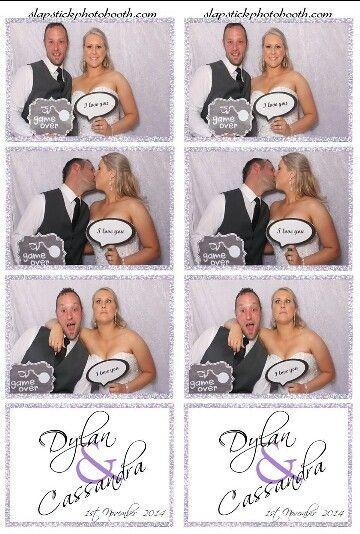 Dylan & Cassandra - Serafino Wines  slapstickphotobooth.com   #weddingbooth #adelaide #weddings