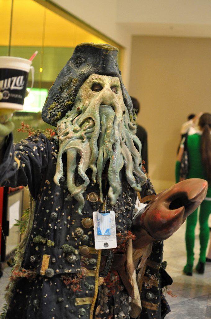 DragonCon 2011 Davy Jones PotC
