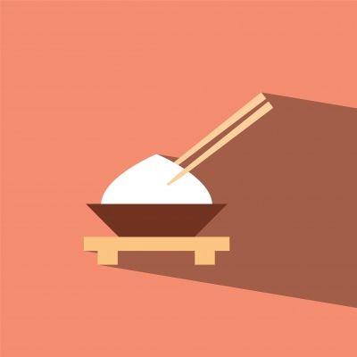 Come perdere peso velocemente se non puoi resistere ad un piatto di riso bianco cotto a vapore, profumato ed aromatico?