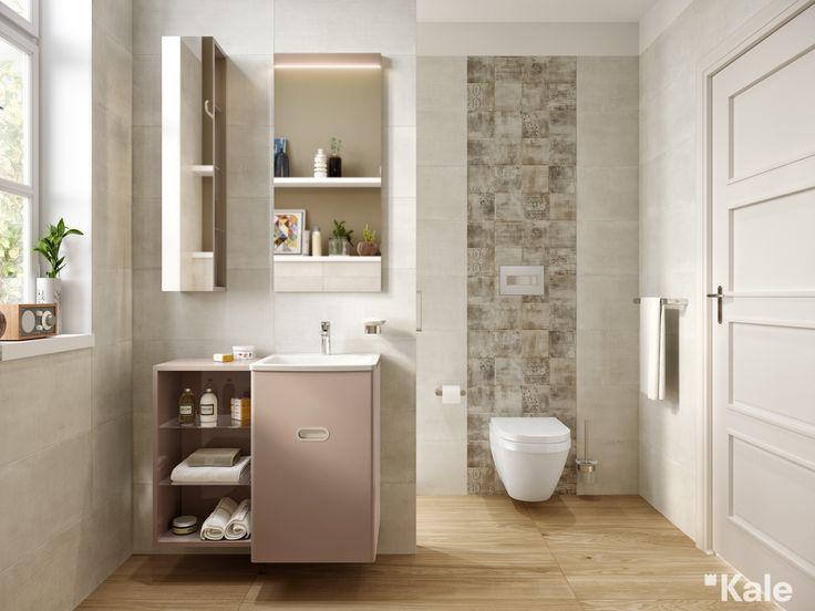 Küçük banyolar için mucize çözümler üretecek yepyeni bir seri! Bol depolama alanı ve fonksiyonel modülleriyle yer sorununa son verecek, 3 farklı renk seçeneği ve şık tasarımıyla 'banyo budur' dedirtecek LittleBig Serisi! #Kale #banyo #tasarım #bathroom #bathroomidea #dekorasyon #dekorasyonönerileri #decorationidea