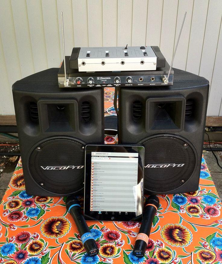 1000+ ideas about Professional Karaoke Machine on ...
