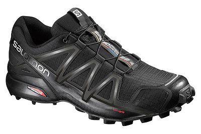 Neu-Salomon-Speedcross-4-Laufschuhe-Trail-Herren