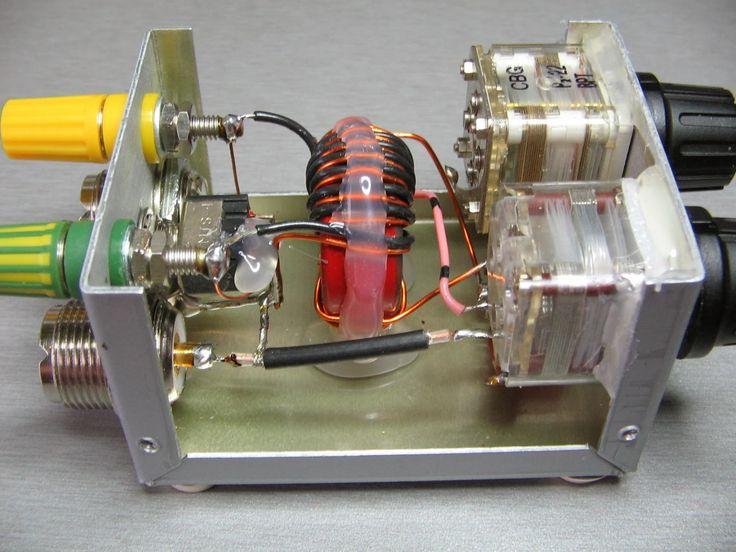 Simple Am Transmitter Circuit Diagram