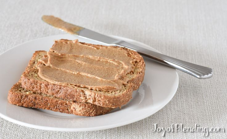 How to make Vitamix Almond Butter