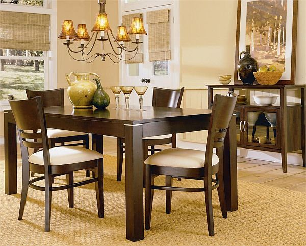 39 best home decor images on pinterest casual dining for Casual dining room ideas pinterest
