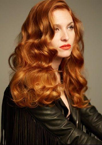 Josephine de la Baume per L'Oréal Professionnel