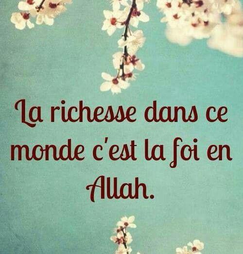 Toutes les louages sont a Allah. Il a fait de moi une musulmane. C lui qui m'abreuve et c lui aussi qui me nourrit. Hamdoulillah