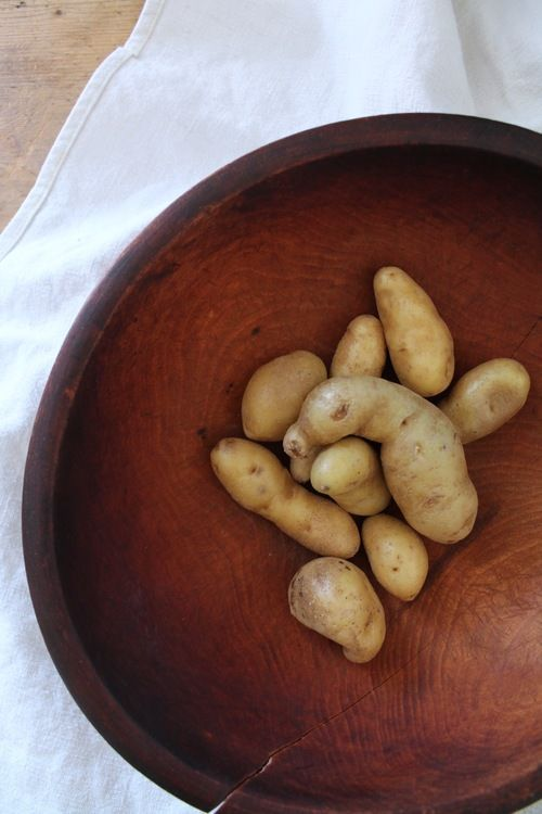 Fingerling Potatoes | www.hungryinlove.com #foodblog # ...