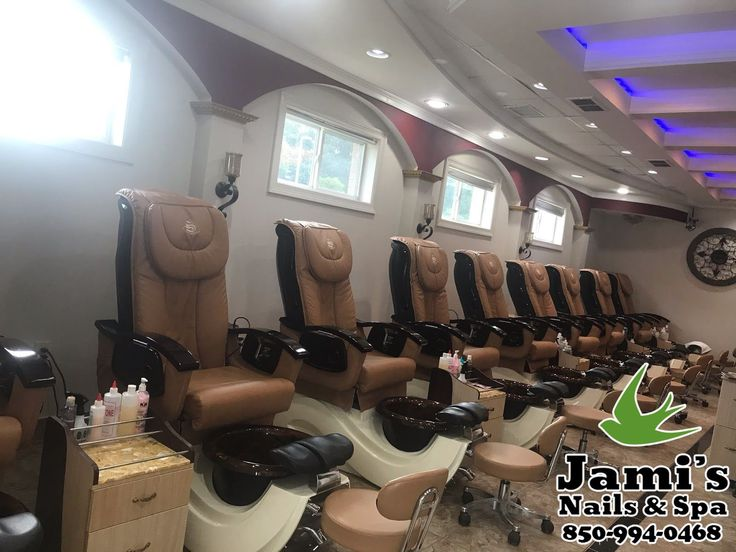 Jami's Nails & Spa is a premier nail salon focusing and