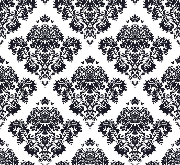simple damask wallpaper patterns - HD1500×1379