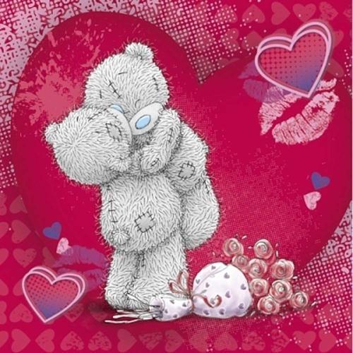 Hearts Hugs & Kisses from Tatty Teddy