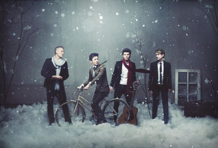 "CHECK OUT UK POP/R BAND RIXTON'S NEW COVER OF R. KELLY'S ""IGNITION"""