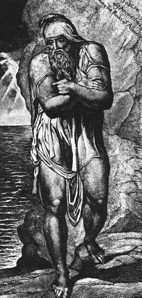 Joseph of Arimathea Among the Rocks of Albion  Engraving     http://www.ibiblio.org/wm/paint/auth/blake/arimathea.jpg