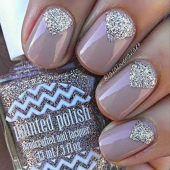 Many girls who have short nails, think that it is difficult to have a nice manicure design. But this is so wrong, if you choose the right nail polish color and design, you can have nice and stylish nail art design, even if your nails are too short. Nail Design, Nail Art, Nail Salon, Irvine, Newport Beach