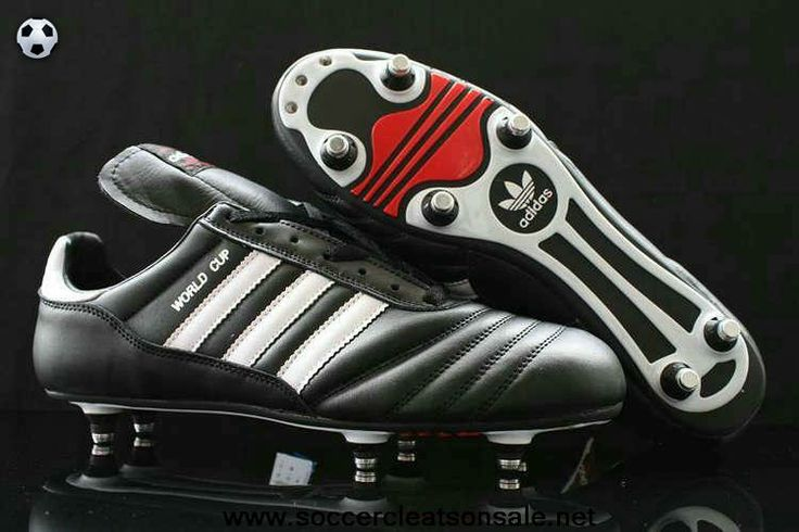 Latest Black-Running White-Infrared Adidas Copa World Cup SG Soccer Boots For Sale